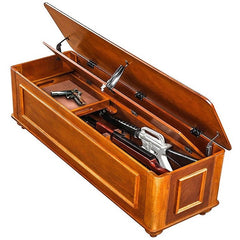 Hope Chest with Gun Concealment