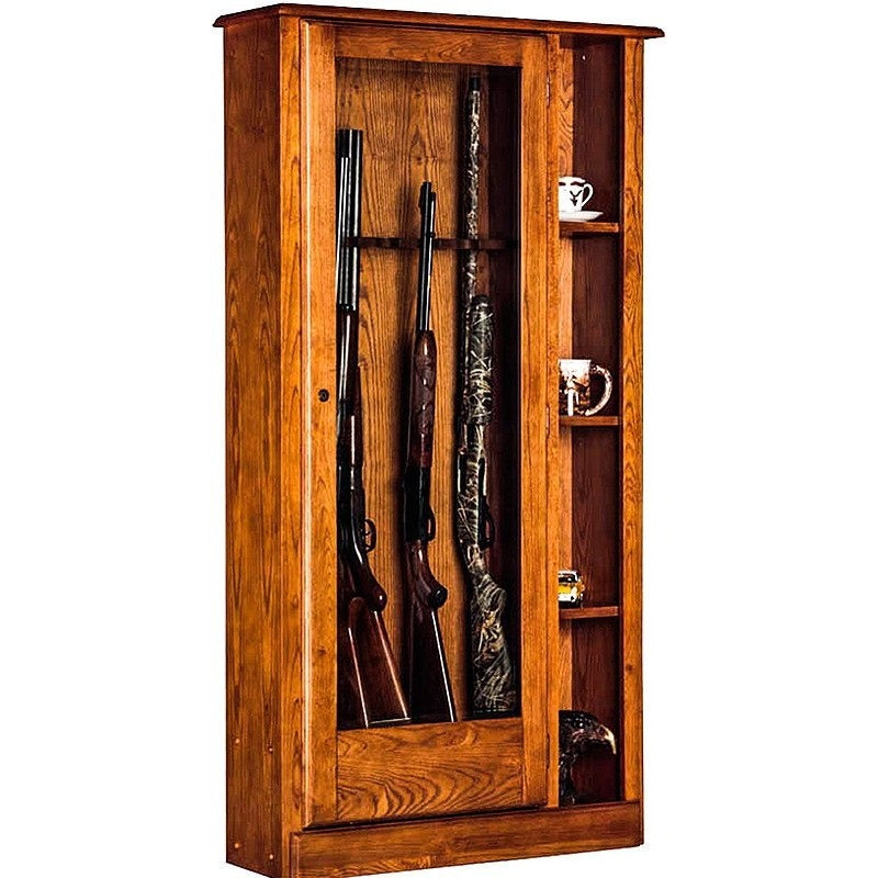Gun Concealment Bench Cowboy Safes