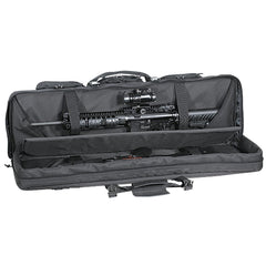 Voodoo Tactical 36  Deluxe Padded Weapons Case Black 15-0055001000