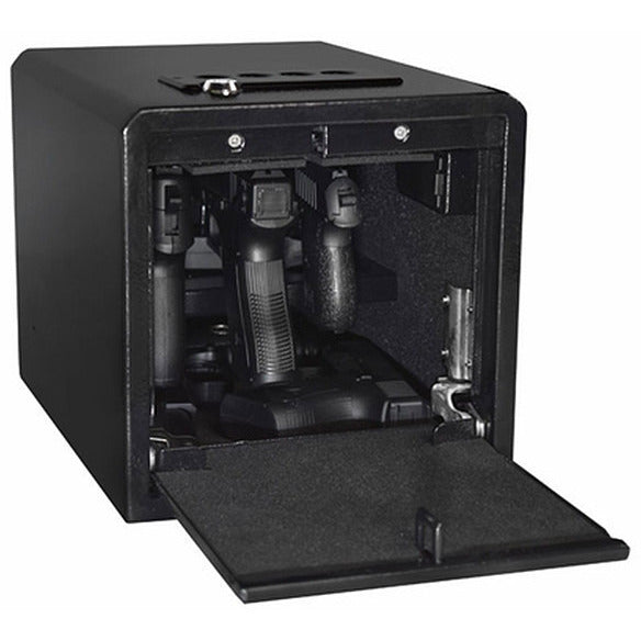 Stealth Tactical Handgun Safe Quick Access Hanger Style