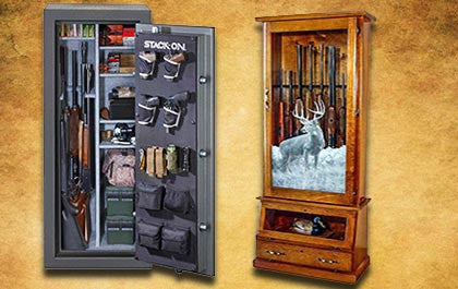 Rifle Safes
