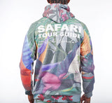Safari Tour Guide Hoodie (Grey)SOLD OUT