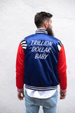 Trillion Dollar Baby Varsity (Satin Red)