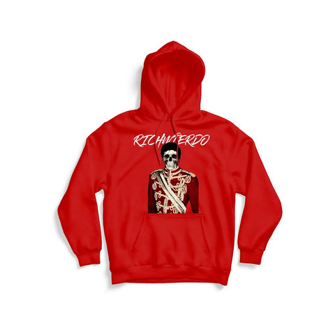 RichWierdo MJ Off the Wall Hoodie (Red)