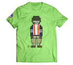 Digital Nerd Tee Corona Green (Covid Capsule)Sold Out