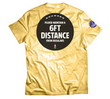 RichWierdo 6ft Distance Tee (Bronze)