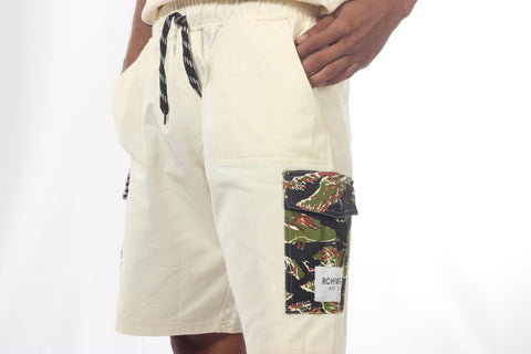 RichWierdo PatchWork Cargo Shorts (Limited)