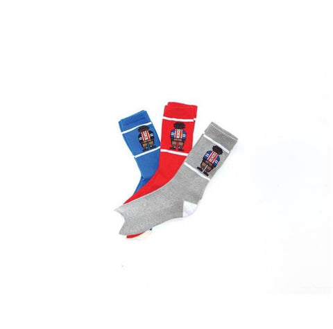 Digital Nerd Crew Sock x Tri-Pack