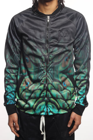 Talented Animals Peacock -Track (Jacket)
