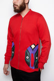 Totem Track Jacket ( Power Red ) SOLD OUT