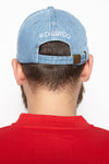 Digital Nerd Dad Hat ( Denim )