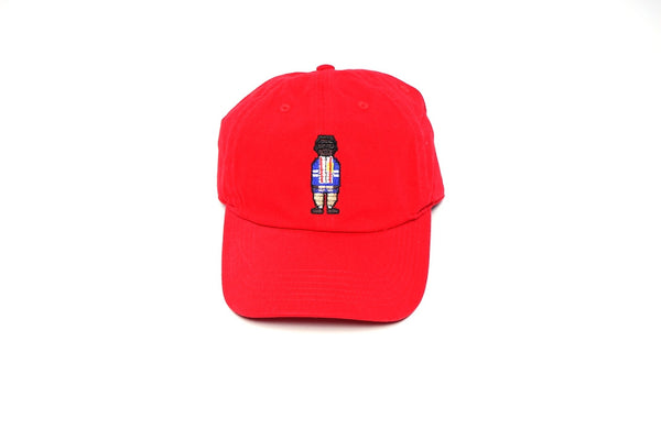Digi Nerd Dad cap (red)(sold out)