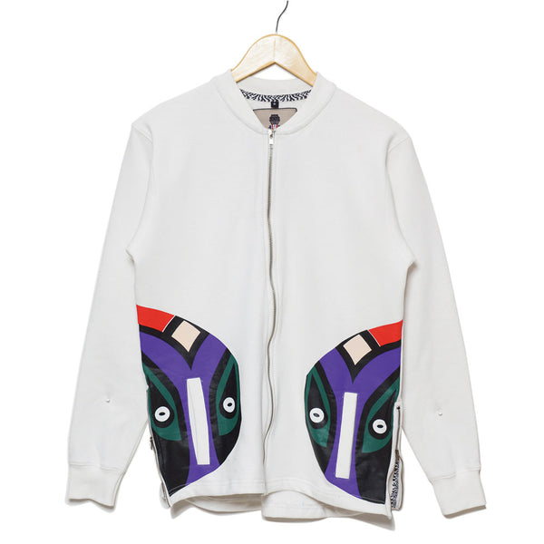 Totem Track Jacket(Off White) (Soldout)