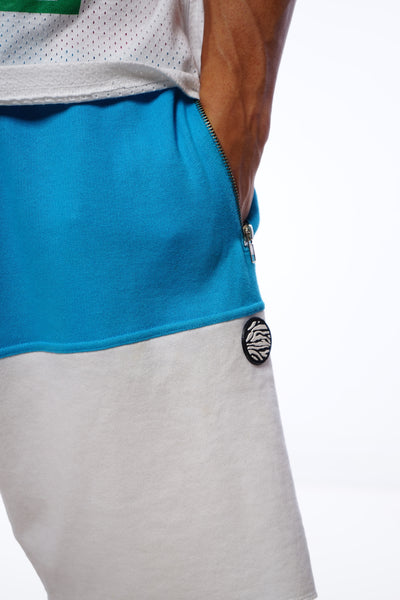 Talented Tennis Shorts (Aqua)