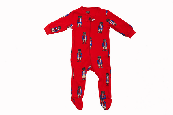 Digital Nerd Kids Onesie