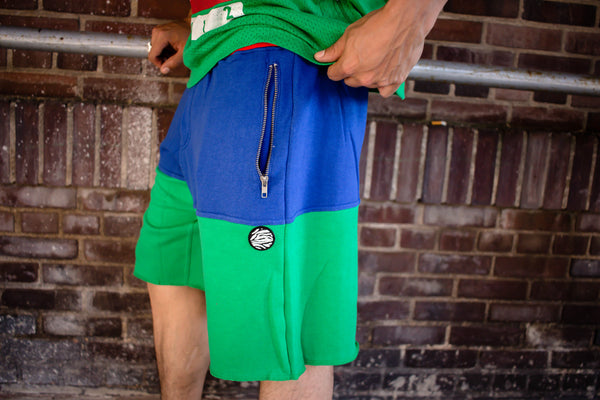 Talented Tennis Shorts (Blue)