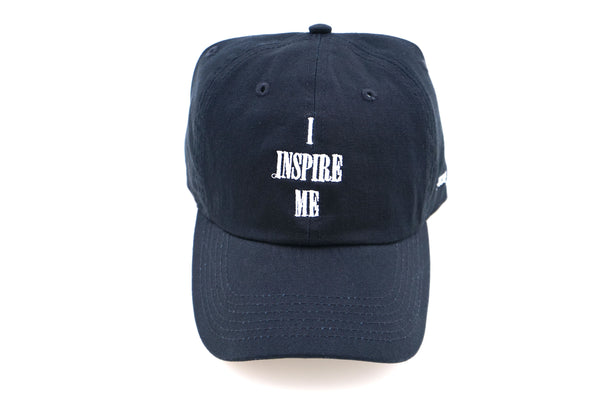 I Inspire me Dad Hat (Black)