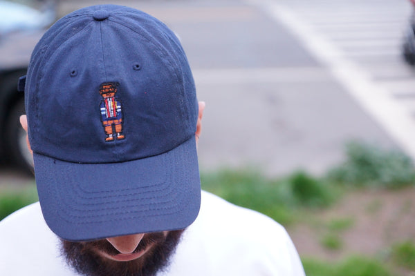 Digital Nerd DadCap (Navy Blue)SOLD OUT