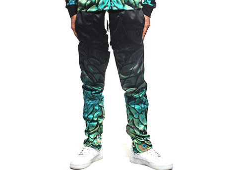 Talented Animal Peacock Track Pants