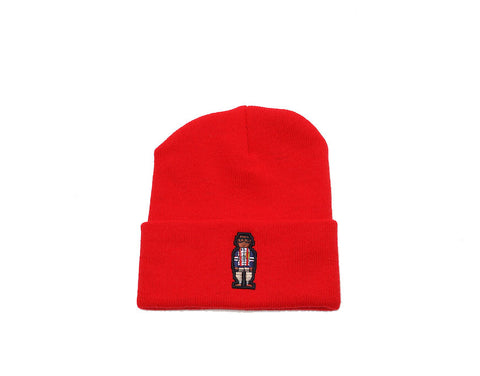 RCHWRDO Digital Nerd Logo Skullie (Red)