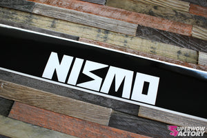 Nismo Retro Windshield Banner
