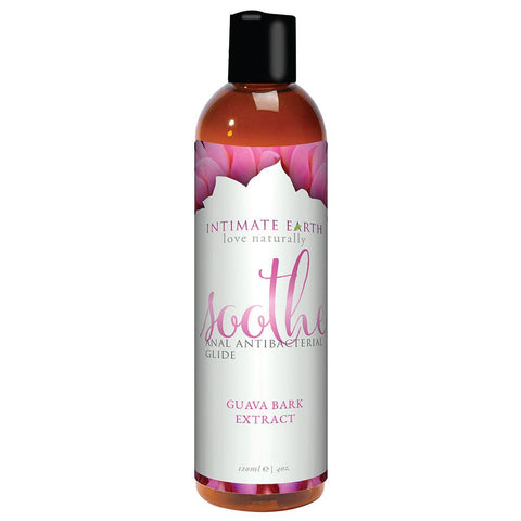 Soothe Anal Anti-Bacterial, Water Based Lube - various sizes