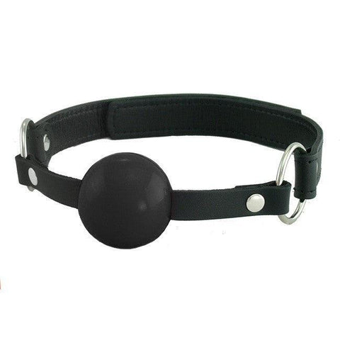 Ball Gag with Velcro Fastener