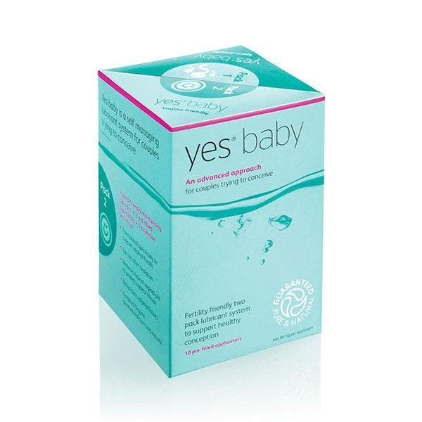 Yes Baby Fertility Lubricant