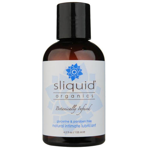 Sliquid Organics: Natural Water Based Lubricant - various sizes