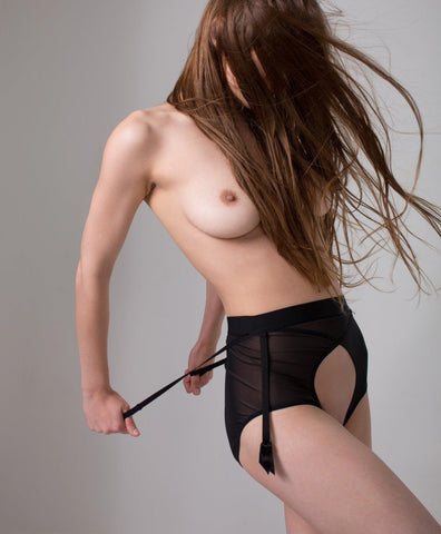 Trouble Suspender Belt