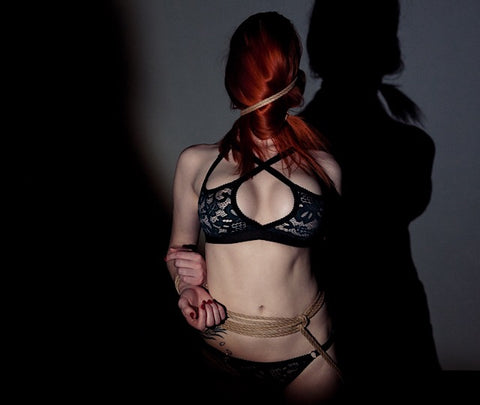 Rope Lessons with Shibari Artist - AVALON