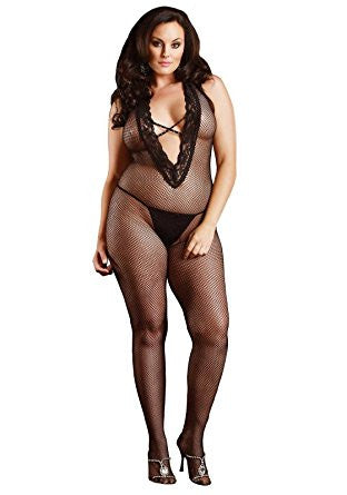 Halter Bodystocking