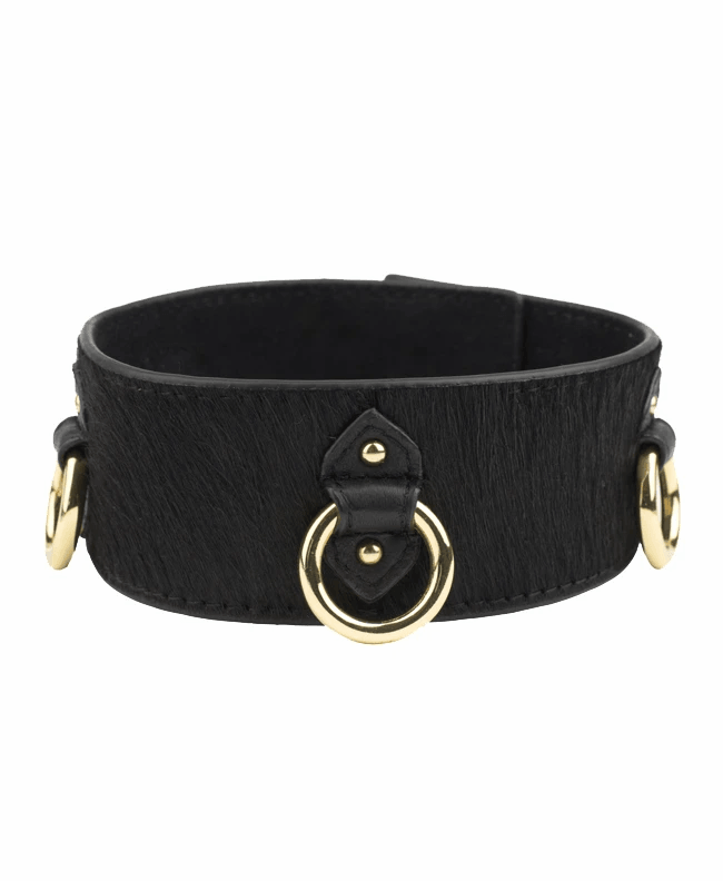 Pony Triple Ring Collar - The Model Traitor