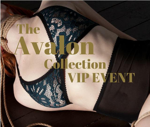 1st September 2018: AVALON - An Exclusive Collection - VIP Night