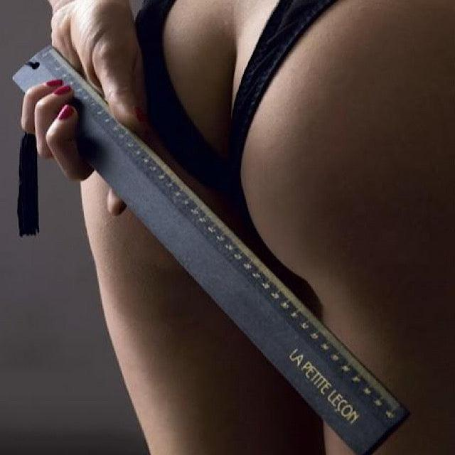 Wooden Spanking Ruler - Maison Close