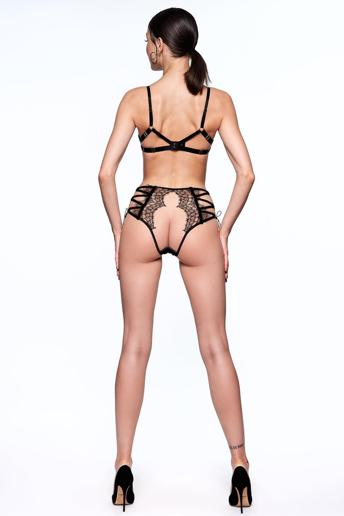 Lilitus High Waist Knicker - Ludique