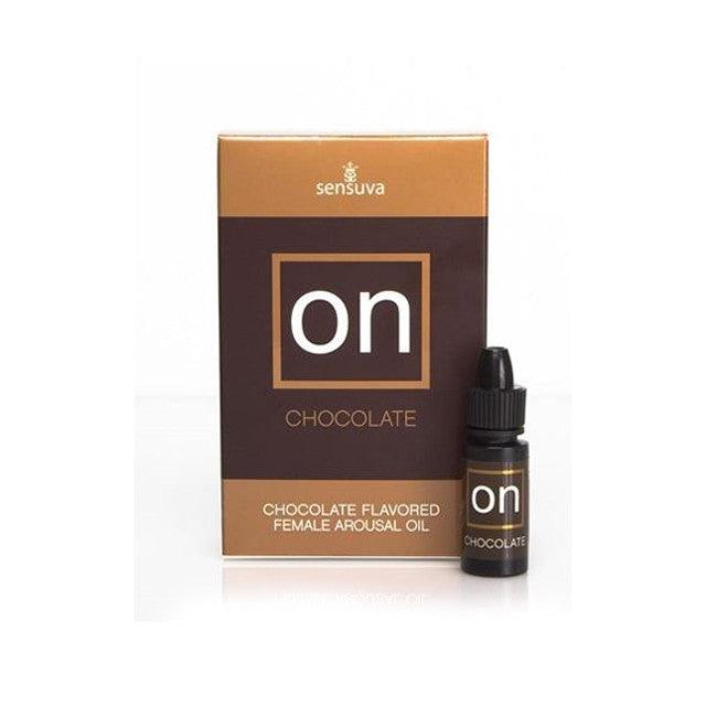 On for her, chocolate arousal oil - 5ml