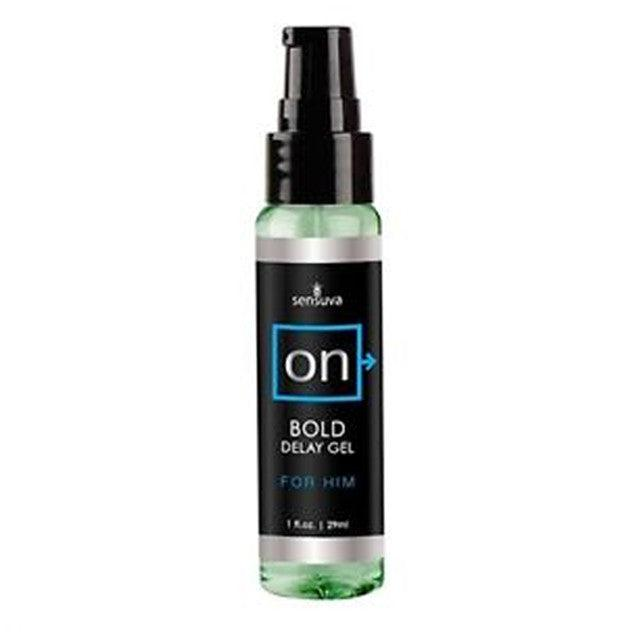 On for him, Bold Delay Gel - 29ml
