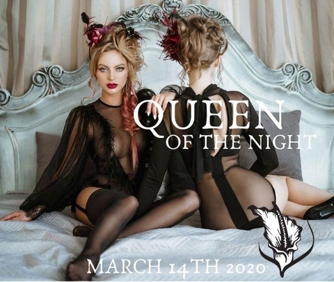 14th March 2020: Queen Of The Night - Passionfruit Exclusive Event