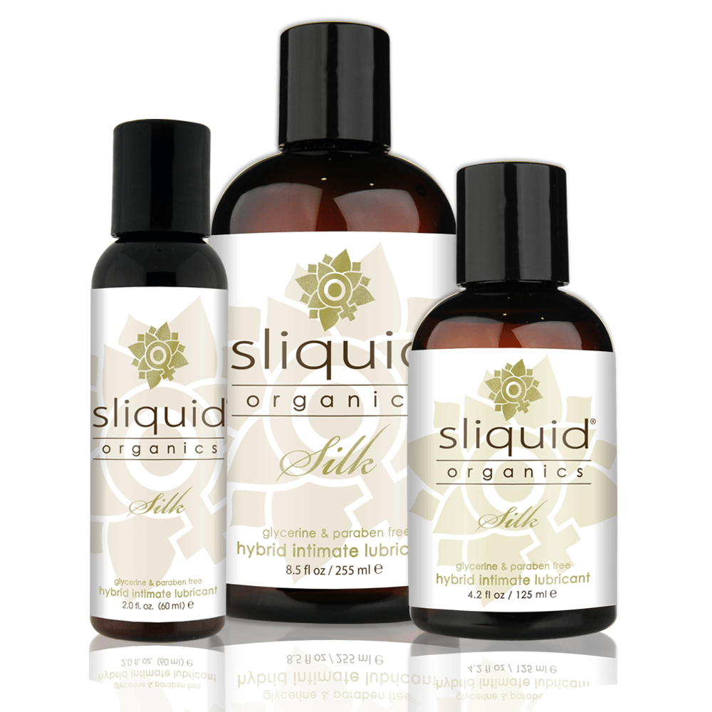 Sliquid Hybrid with 12% Silicone - 125ml