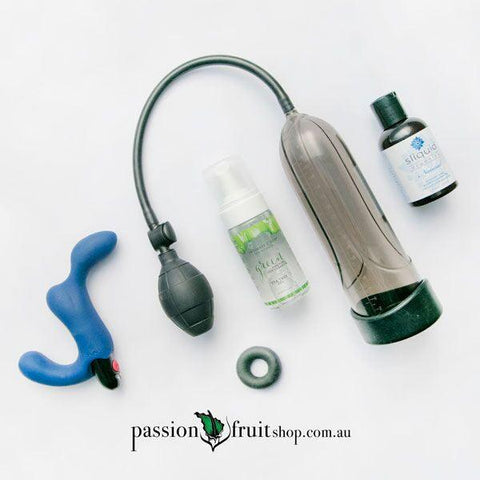 Prostate Pleasure Kit
