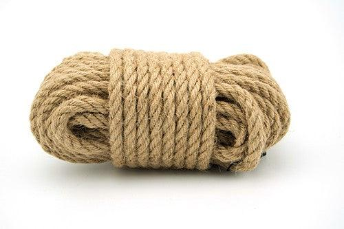 Hemp Bondage Rope - 10M