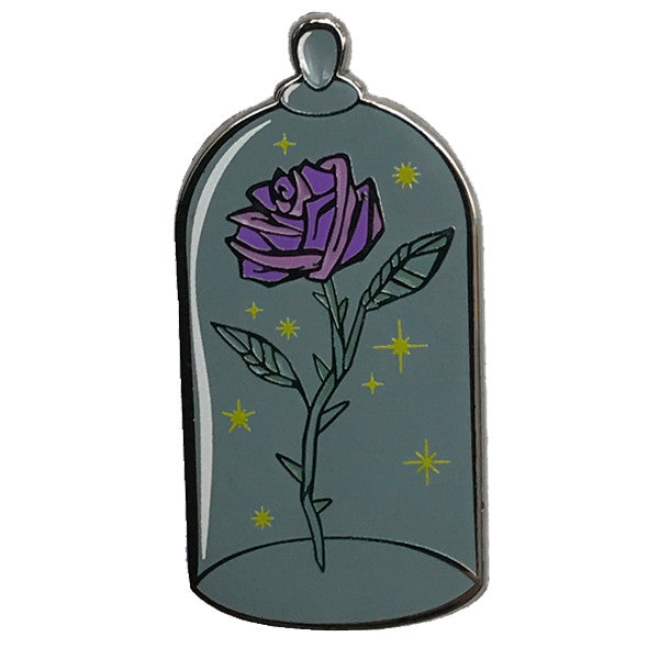 Disenchanted Rose Pin