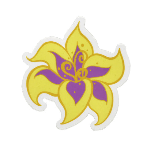 Healing Flower Decal