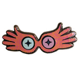 Lovegood Glasses Pin