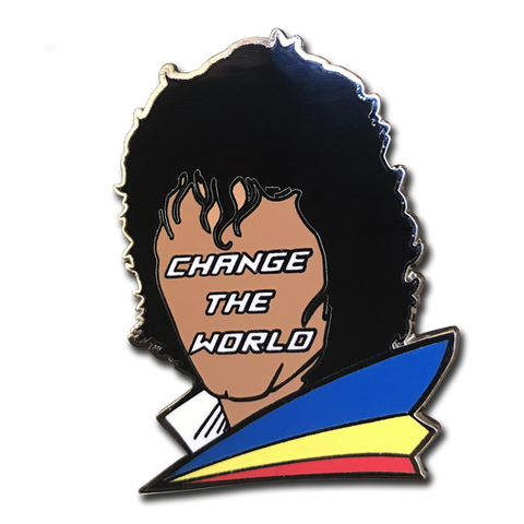 Cosmos Captain Pin