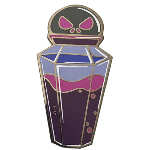 Mortal Poison Pin