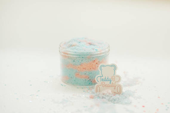 Fairy Floss Sugar Scrub