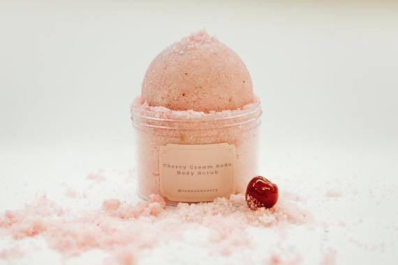 Cherry Cream Soda Body Scrub