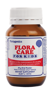 Flora Care for Kids Oral Powder